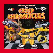 WeMe006 Ceephax Andy Jenkinson The Crisp Chronicles