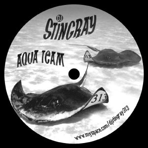 WeMe313 DJ Stingray Aqua Team EP