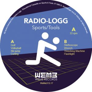 Radio Logg - Sports Tools (A Side)