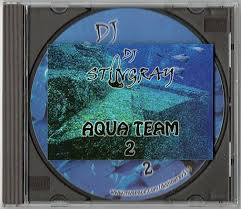 WeMe313.2 Dj Stingray Aqua Team