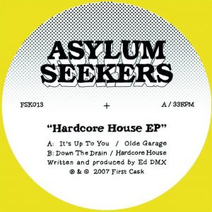 dmx krew Asylum Seekers Hardcore House