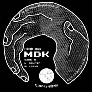 WeMe008 MDK A Theme