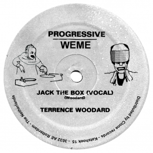 Terrence Woodard ‎– Jack The Box (Side A)